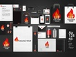 Design a business corporate stationery
