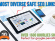 Diverse SEO Links Package  Updated For AUG  08  GOOGLE Algorithm