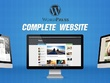 Develop Responsive SEO friendly WordPress website