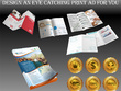 Design an Eye Catching Print Ads for you