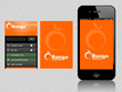 Create a Mobile app interface design