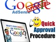 Make and Approve Hosted Google Adsense Account for Youtube, Blogger and Admob