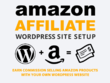 Build a bespoke Amazon affiliate website to generate income