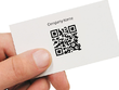Customized QR Code for your Business Card