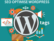SEO optimise your Wordpress website