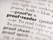 Proofread 10,000 words