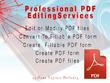 Create , Edite PDF file