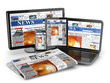 Write a professional press release with UK distribution - papers, magazines, blogs