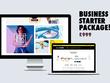 Build a Mobile Responsive Business Website