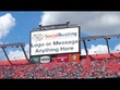 Add anything including your logo or website to an NFL jumbotron video.