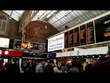 Add your logo or image to London Euston's famous station board.
