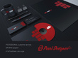 Design business stationary for you