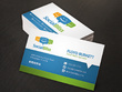 Design Professional Business Card with Unlimited Revision