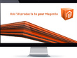 Add 50 products to your Magento store