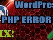 Fix your Wordpress issue