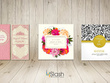Design a personalized Invitation Card for any occasion