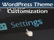 Customize Your Wordpress Theme