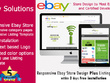 Responsive Ebay Store Design Template Plus installation