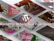 Design Wordpress Website, built from scratch