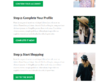 Design, code & test fully responsive mailchimp editable email newsletter