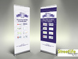 Design your Pull-up / Pop-up banner