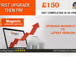 Upgrade any magento CE 1.6x 1.7x 1.8x to latest version 1.9.3