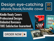 Design an eye-catching ebook/book/kindle cover (2D or 3D)