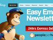 Design an eye catching editable and responsive mailchimp template
