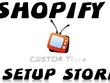 Design,customize Shopify theme, Apps, Bigcommerce