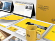 Design  Branding + Stationary Set  + Calender with unlimited revision within 12 hours