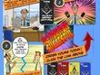 Custom Comic book Style Infographic