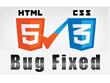 Fix Wordpress/HTML/JavaScript / jQuery bug or errors