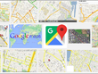 Manually create a 21 local listing map link wheel for Google maps.