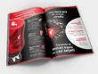 Design you 8 Pages Brochure / Magazine - A3, A4 or A5 sizes