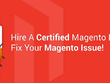 Fix issues on your magento store