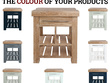 Change the colour of your product images