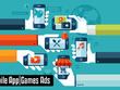 Games ads InApp , ASO, Real Game Traffic  in android and iOS app Window App