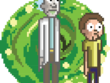 Design pixel art characters for your game or project