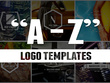 Logos Badges from A to Z and Vintage Logos