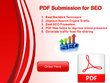 Submit your PDF to 50 document sharing sites