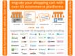 Shopping cart migration & upgrade