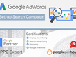 Set up an AdWords Search campaign