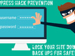 Make your Wordpress site secure from Hackers/Virus'