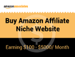 DONE FOR YOU Profitable Affiliate Niche Website