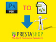 Develop an ecommerce website in Prestashop