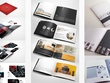 Design a creative and professional corporate brochure 4 pages
