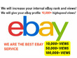 Drive 10,000+ views to your eBay profile highspeed SEO rank booster
