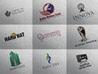 Design bespoke logo+Unlimited Revi,Source Files &Free Stationary