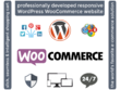 Design & develop a responsive, secured WordPress eCommerce website with WooCommerce