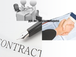 Standard  Legally binding Contract or Customised Contract